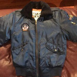 """Other - Boys """"flight jacket"""""""